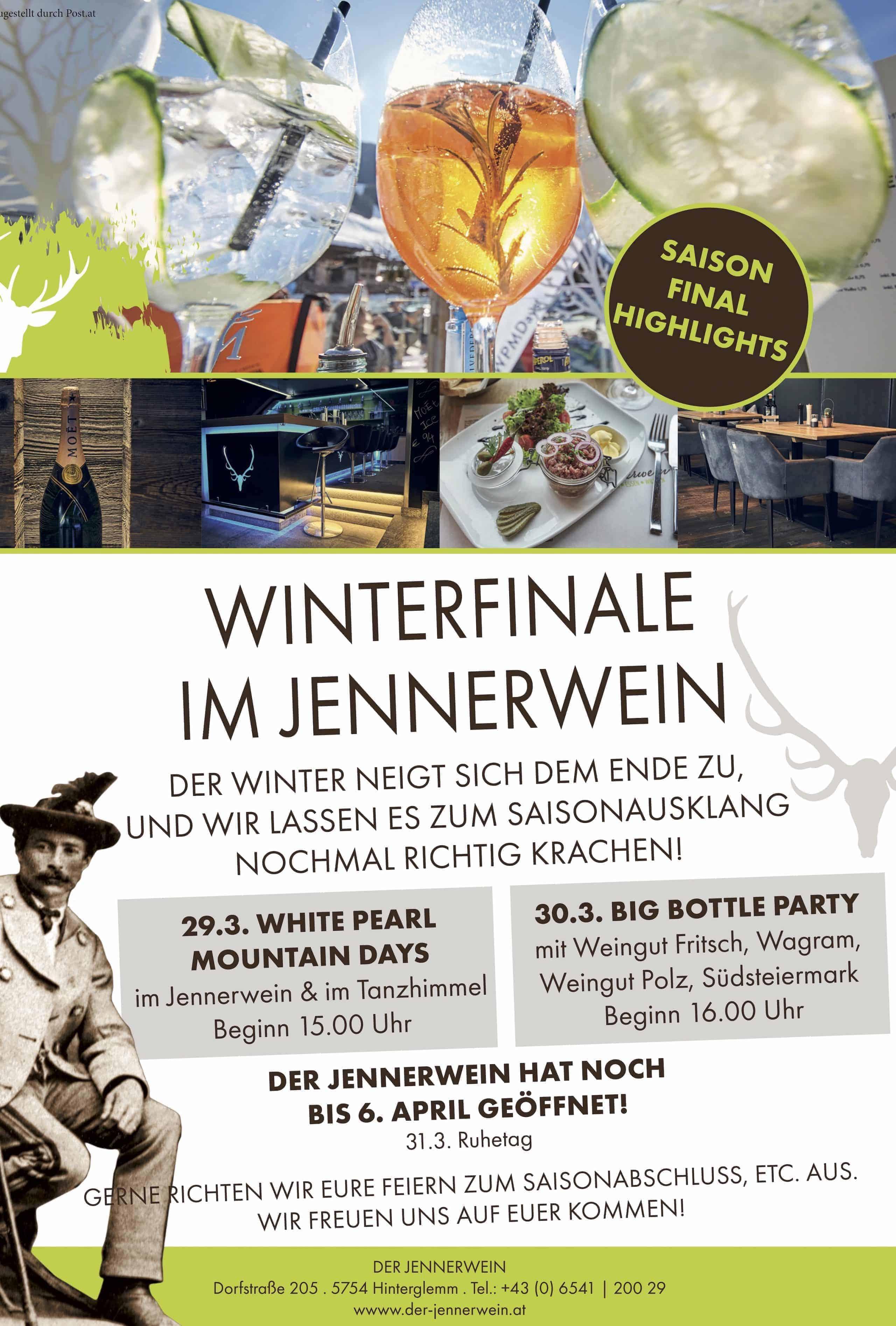 Unsere Event-Highlights zum Winterende